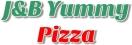 J & B Yummy Pizza Menu
