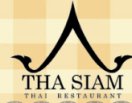 Tha Siam Menu