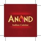 Anand Indian Cuisine Menu