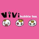 ViVi Bubble Tea Menu