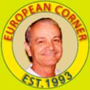 European Corner Menu