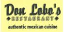 Don Lobo's Menu
