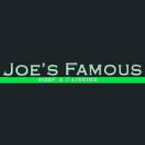 Joe's Famous Pizza and Spanish Cuisine Menu
