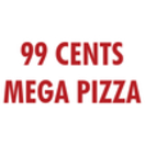 New 99 Cents Mega Pizza Menu