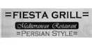 Fiesta Grill Mediterranean Menu