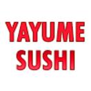 Yayume Sushi Menu