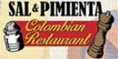 Sal & Pimienta Colombian Restaurant Menu
