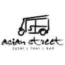 Asian Street Sushi Thai Bar Menu