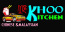 Khoo Kitchen Menu