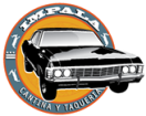 Impala Cantina Menu