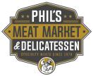 Phil's Meat Market & Delicatessen Menu