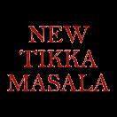 New Tikka Masala Menu