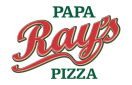 Papa Ray's Pizza Menu