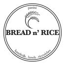 Bread n' Rice Menu