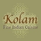 Kolam Restaurant Menu