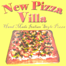 New Pizza Villa Menu
