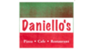 Daniello's Pizzeria Menu
