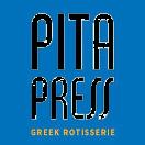 Pita Press Menu