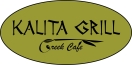 Kalita Grill Greek Cafe Menu