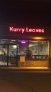 Kurry Leaves Indian Cuisine Menu