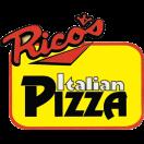 Rico's Italian Pizza Menu