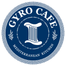 Gyro Cafe Menu