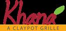 Khana-A Claypot Grille Menu