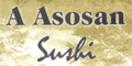 A Asosan Sushi Menu