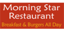 Morning Star Menu