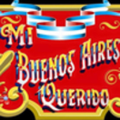 Mi Buenos Aires Querido Restaurant Menu