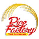Rice Factory Menu