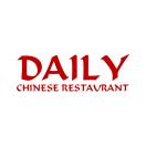 Daily Chinese Restaurant Menu