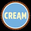 Cream Menu