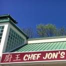 Chef Jon's Authentic Chinese Cuisine Menu