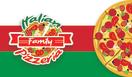 Italian Family Pizzeria Menu