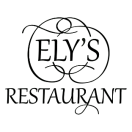 Ely's Restaurant Menu