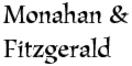 Monahan & Fitzgerald Menu