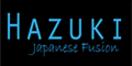 New Hazuki Sushi Cuisine Menu
