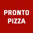 Pronto Pizza Menu