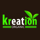 Kreation Organic Menu