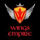 Wings Empire Menu