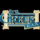 It's Greek to Us (Marietta) Menu