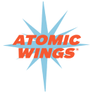 Atomic Wings Menu