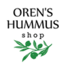 Oren's Hummus Shop Menu