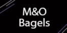 M&O Bagels Menu