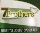 7 Brothers Famous Deli Menu