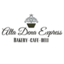 Alta Dena Bakery Deli and Coffee Menu