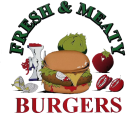 Fresh & Meaty Burgers Menu