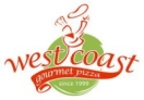 West Coast Gourmet Pizza (Fortune Drive) Menu
