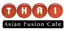 Thai Asian Fusion Cafe Menu
